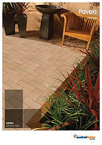 Austral Brick Clay Pavers Melbourne Victoria
