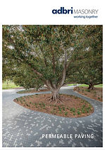 Adbri Permeable Paving Landscape Driveway Melbourne Victoria