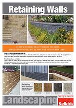 Selkirk Bricks Tasman Retaining Wall Melbourne Victoria