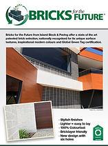 Island Block Sustainable Eco Friendly Bricks Melbourne Victoria