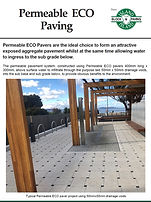 Island Block Sustainable Eco Friendly Permeable Paving Melbourne Victoria