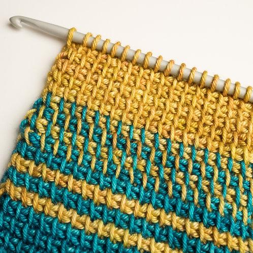 Tunisian Crochet with Sharon Carter