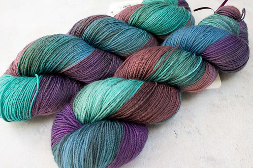 Yarn Dyeing with Lola Johnson of Third Vault Yarns