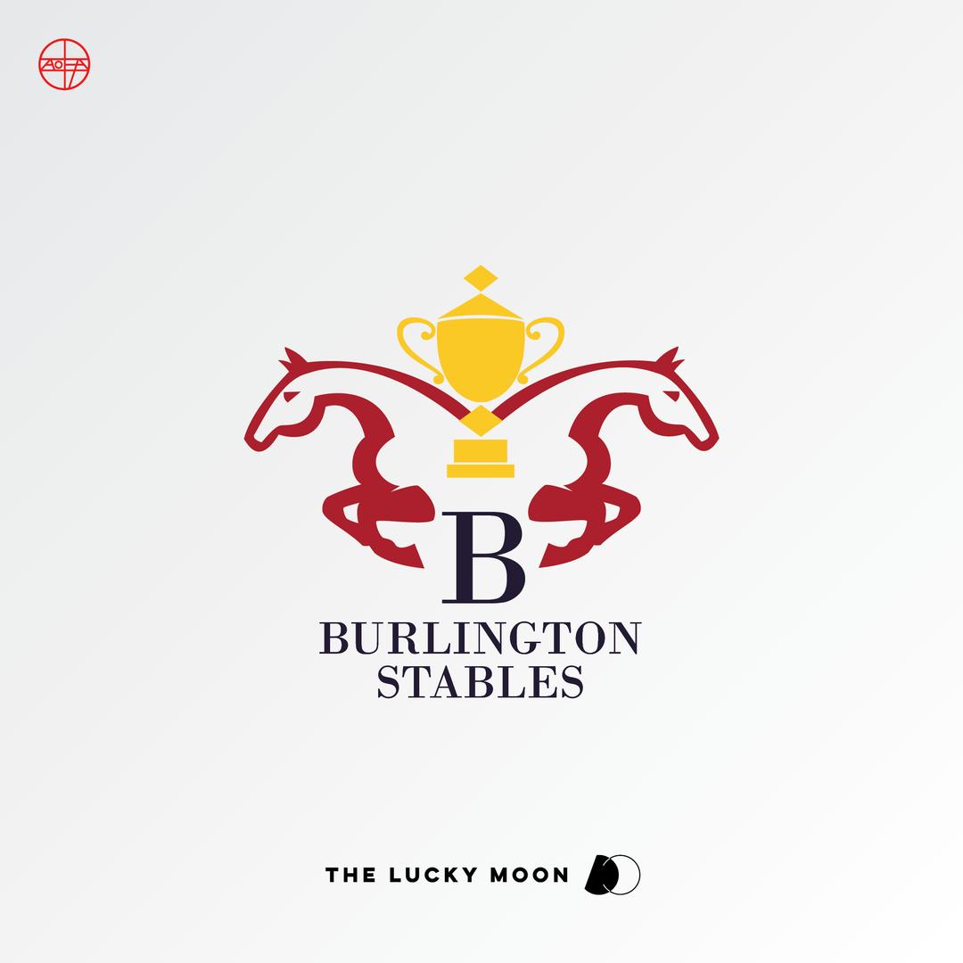 Burlington Stables Corporate ID