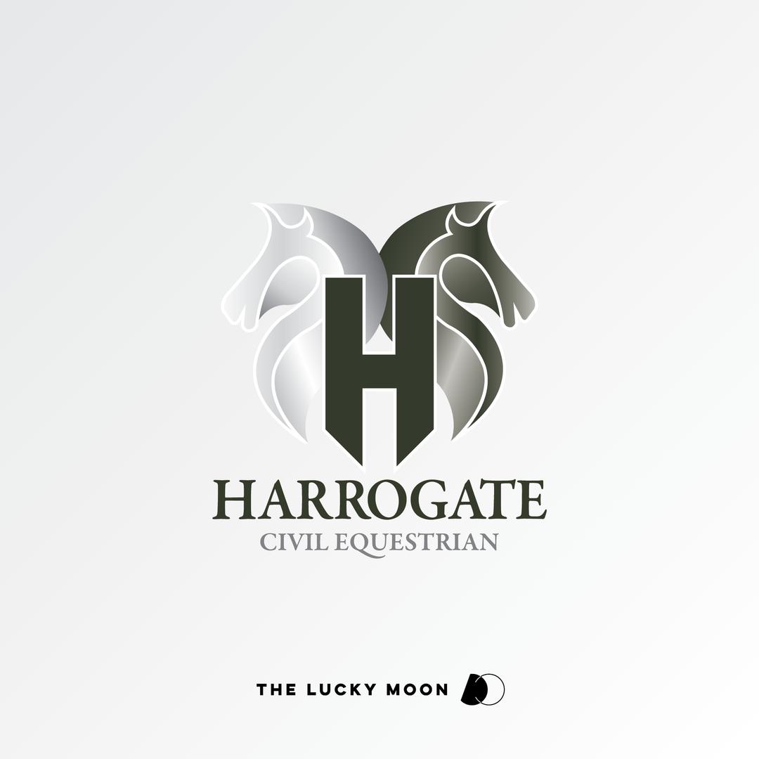 Harrogate Civil Equestrian Logo Update