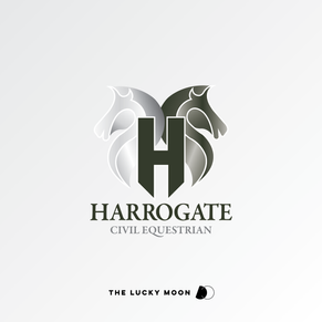 Harrogate Civil Equestrian Logo Update