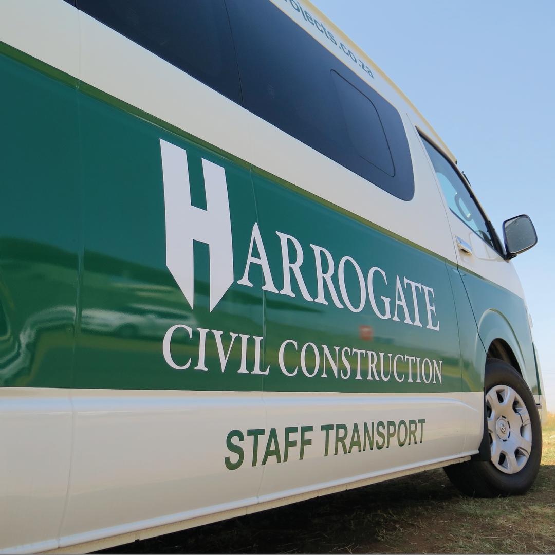 Harrogate Vehicle Branding