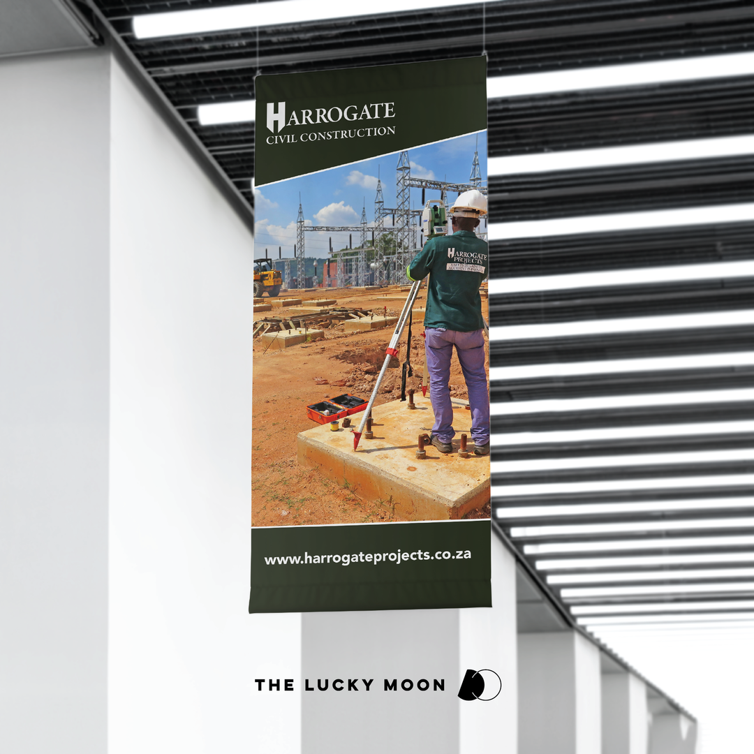 Harrogate Expo Stand Banners