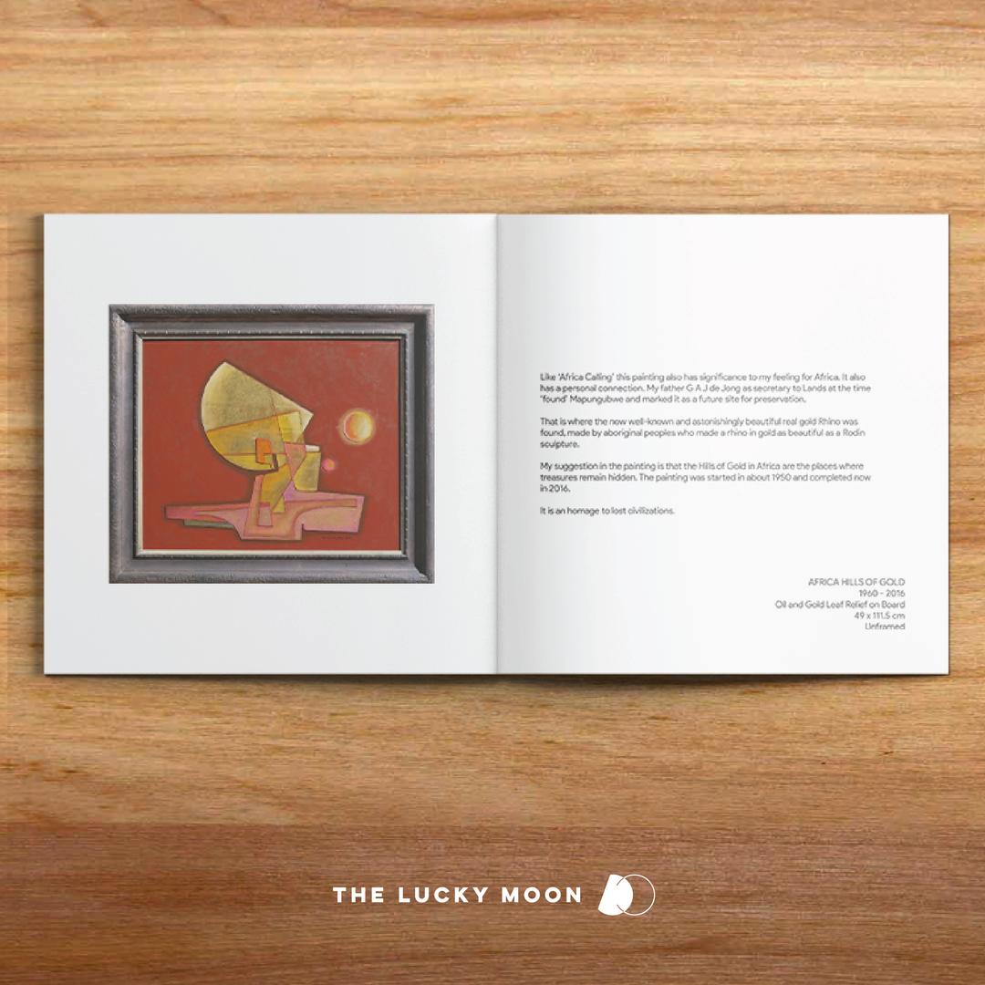 Gold Exhibition Book