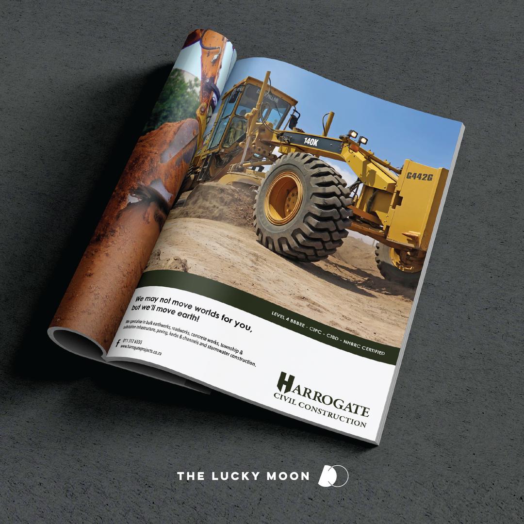 Harrogate Magazine Ad