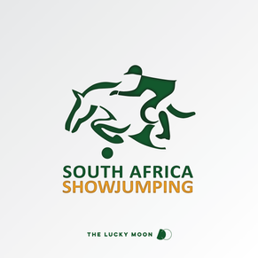 South Africa Showjumping National Emblem