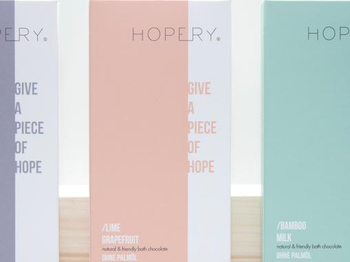 Neu! HOPERY - Soziale Naturkosmetik
