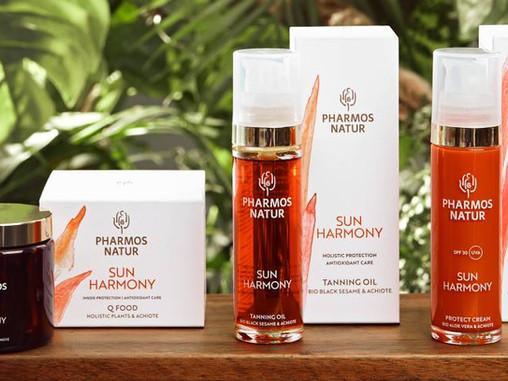 Mit Pharmos Natur Sun Harmony durch den Sommer!