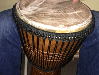 Join a Drum Circle: two left hands