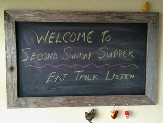 Second Sunday Supper: revive a tradition