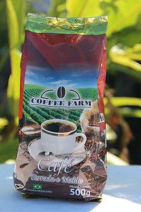 Café moído Coffee Farm