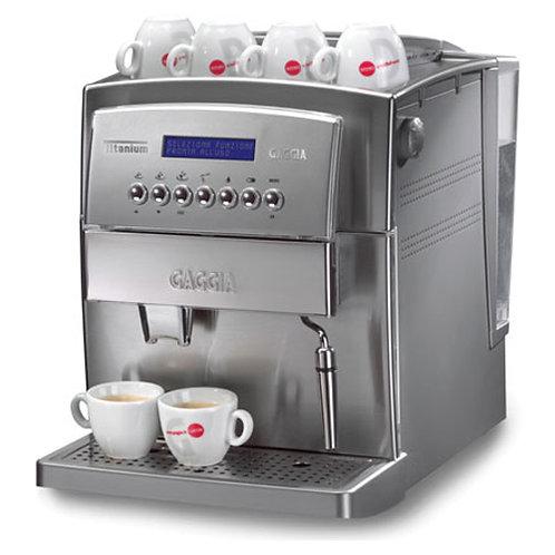 Máquina de café Espresso Gaggia Titanium