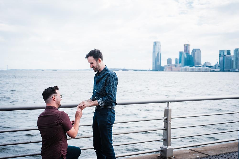 Eric Williams, Matt Lummus Engagement, Same Sex Engagement