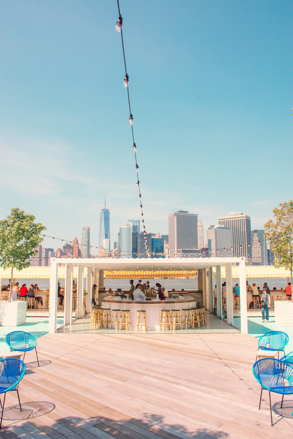 Governors Island Island Oyster NYC 2018