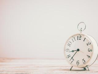 Tempo, preciso tempo
