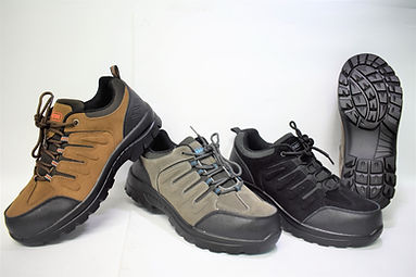 Safety Shoe that is highly comfortable and durable.