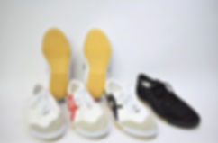 Durable and comfortable school shoes for young children. These school shoes are well liked by Singaporean students and children. They are worn for sports during sport lessons. People who participate in chinese martial arts also wear them for their martial arts practice. Scale Footwear Enterprise Pte Ltd is the sole supplier, distributor and exporter of the shoes in Singapore.