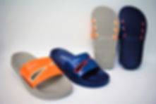 Asadi PVC children slippers for the modern Singaporean kid. These slippers are well received by Singaporean children. Scale Footwear Enterprise Pte Ltd is the importer, supplier, wholesaler and exporter of these children slippers in Singapore.