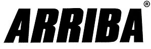 Arriba Brand Logo. A well known brand in Singapore that has a wide variety of comfortable sandals for men. Scale Footwear Enterprise Pte Ltd is the importer, supplier, wholesaler and exporter of Arriba sandals in Singapore.