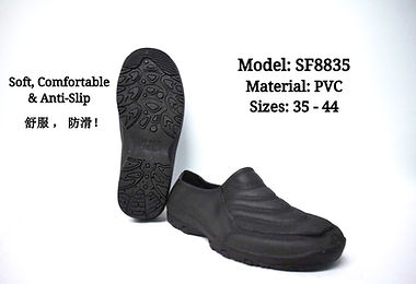 Asadi Kitchen Shoes that are highly suitable for wear in kitchen. Qualities of the kitchen safety shoes include being slip resistant, comfortable and light. The kitchen work shoes are also highly odourless and are not made from harmful chemicals. Such chef clogs are more comfortable and more durable than crocs chef clogs. Kitchen Clog, Chef Shoes, Non Slip Kitchen Shoes.