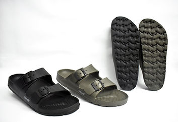 Comfortable and stylish Asadi EVA slippers for the modern Singaporean consumer. These slippers are well loved by many Singaporeans across different age groups. They are sturdy and slip resistant in which it provides a good grip on different terrains. Scale Footwear Enterprise Pte Ltd is the importer, supplier, wholesaler and exporter of these EVA slippers in Singapore.