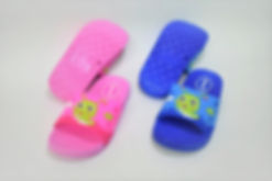 Durable children slippers for the modern Singaporean kid. These slippers are highly comfortable and slip resistant. Scale Footwear Enterprise Pte Ltd is the importer, supplier, wholesaler and exporter of these children slippers in Singapore.