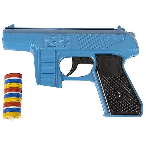 Пистолет с дисковыми пулями Форма
