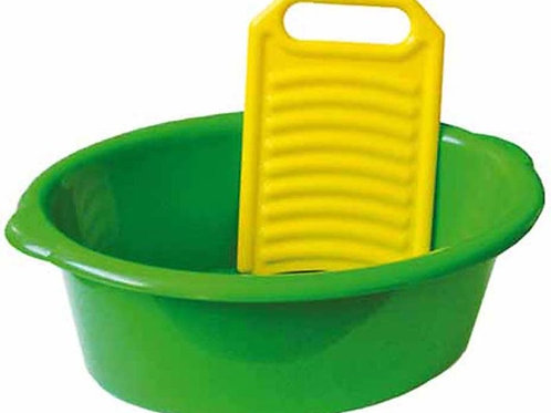 Игровой набор Золушка (тазик, стиральная доска) Совтехстром