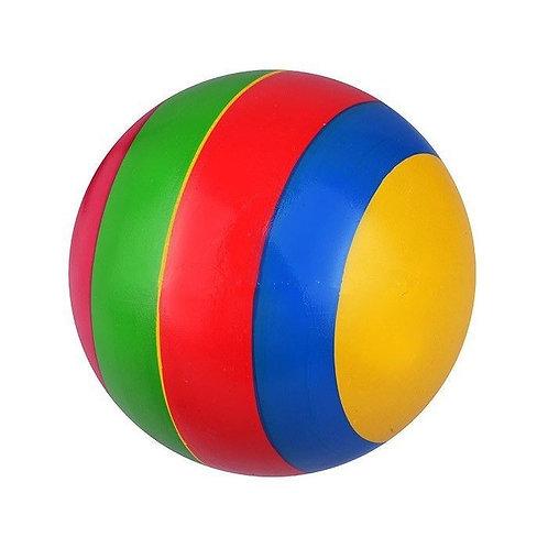 Мяч резиновый 100мм