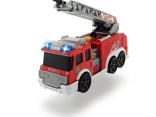 Машина пластиковая DICKIE Пожарная 15см (свет, звук, вода)