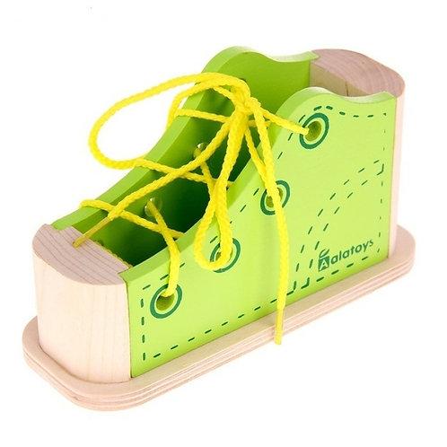 Шнуровка Ботинок Алатойс