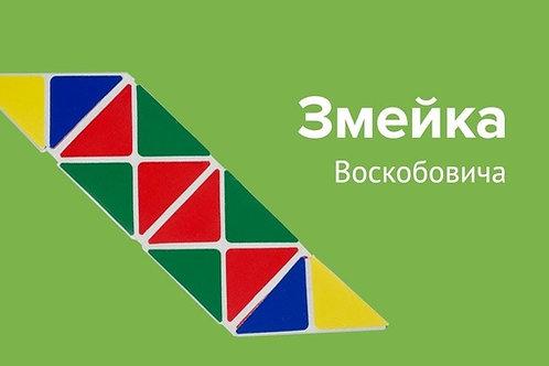 Игра-головоломка Змейка Воскобович
