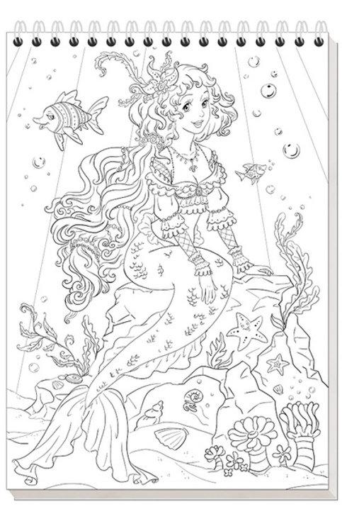 Блокнот Красавицы из сказок Айрис