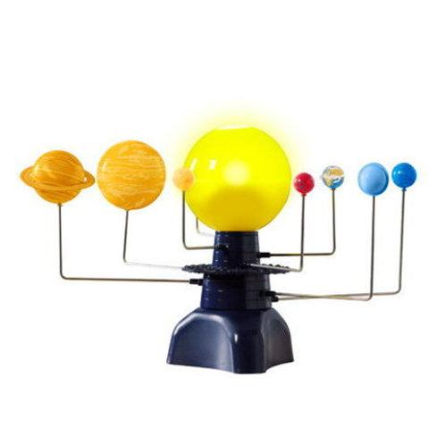 """Развивающий набор """"Солнечная система 2-в-1"""", моторизованный"""
