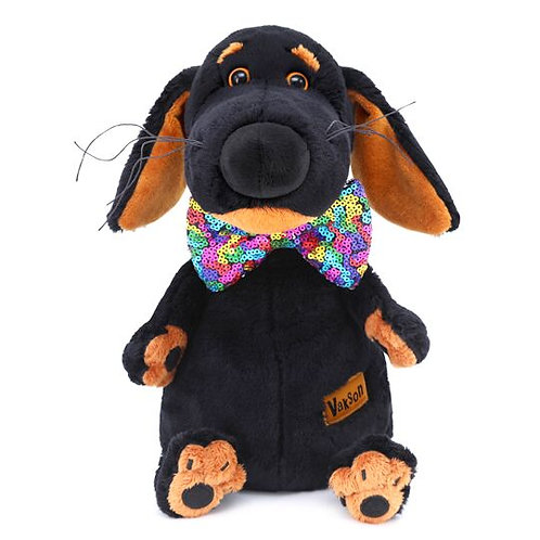 Мягкая игрушка Ваксон в галстуке-бабочке Budi Basa