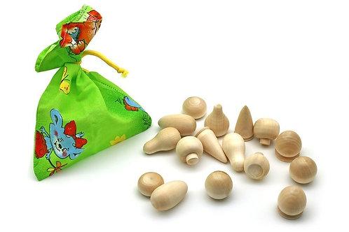 Волшебный мешочек Овощи RNToys