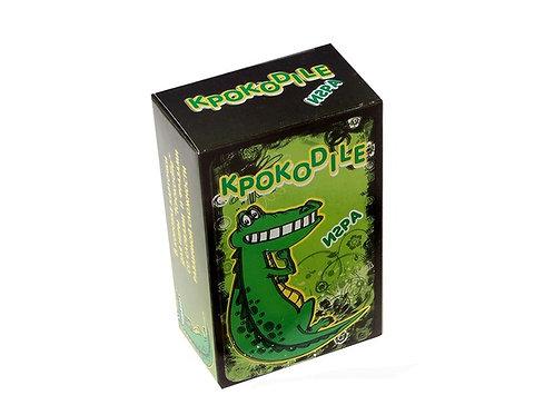 Игра карточная Крокодил 100 для взрослых