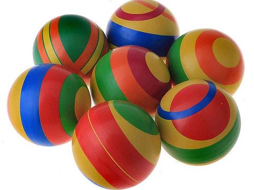 Мяч резиновый Мяч резиновый 125мм