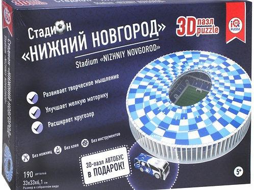 3d Пазл Нижний Новгород