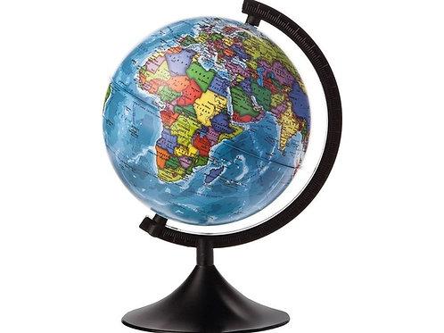 Глобус Земли политический D210 Globen