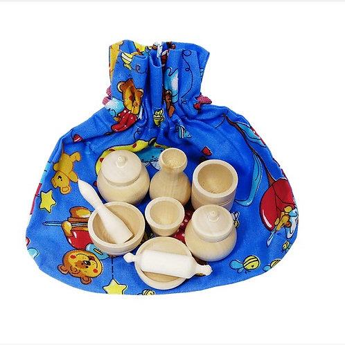 Волшебный мешочек Набор для кухни RNToys
