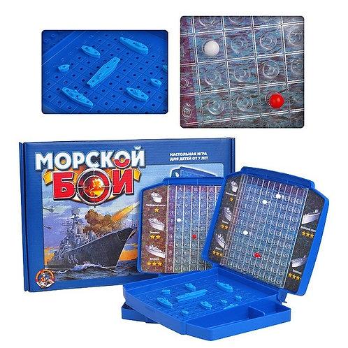Настольная игра Морской бой-1