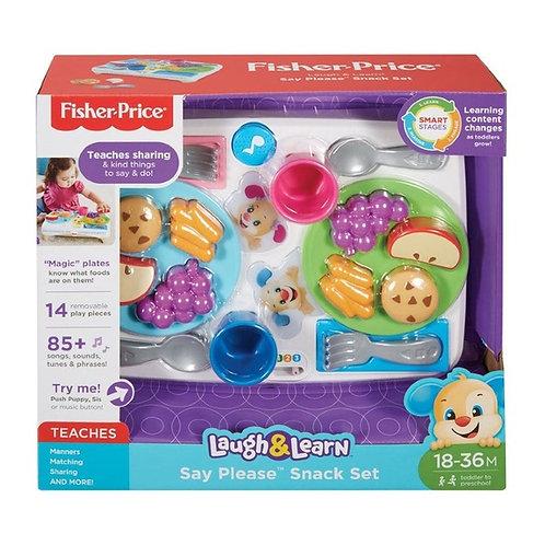 Игровой набор Учимся делиться Fisher-Price