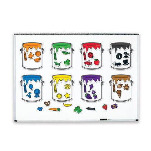 Магнитный набор для сортировки «Цветные брызги»