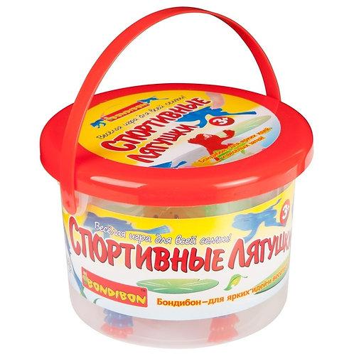 """""""Спортивные Лягушки"""" - Настольная игра"""